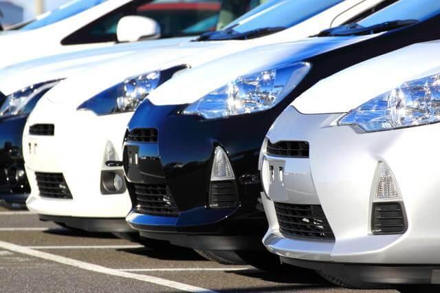 レンタカーの車種も増えてきていて選択できる幅が多い
