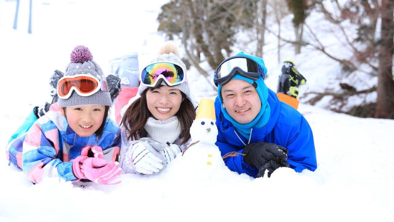 関東甲信越のオススメゲレンデでスノボ・スキーを楽しもう!